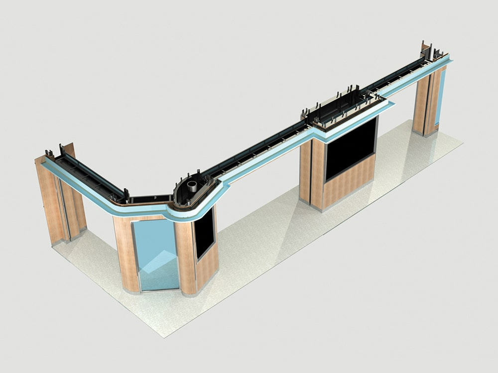 Ferramare Wall Modules