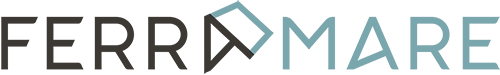 logo of the manufacturer of marine hatches - Ferramare